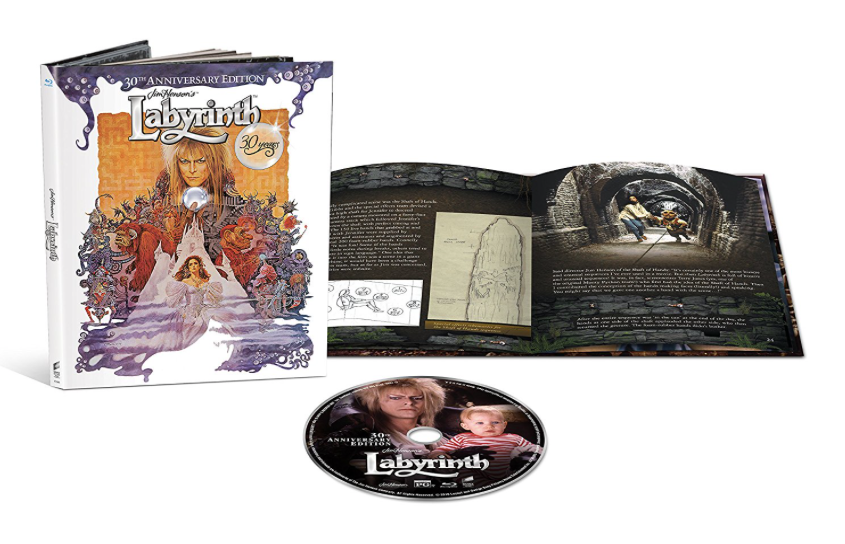 """Labyrinth"" Anniversary Edition"