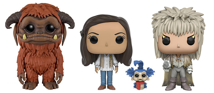 """Labyrinth"" Funko Pop Figures"