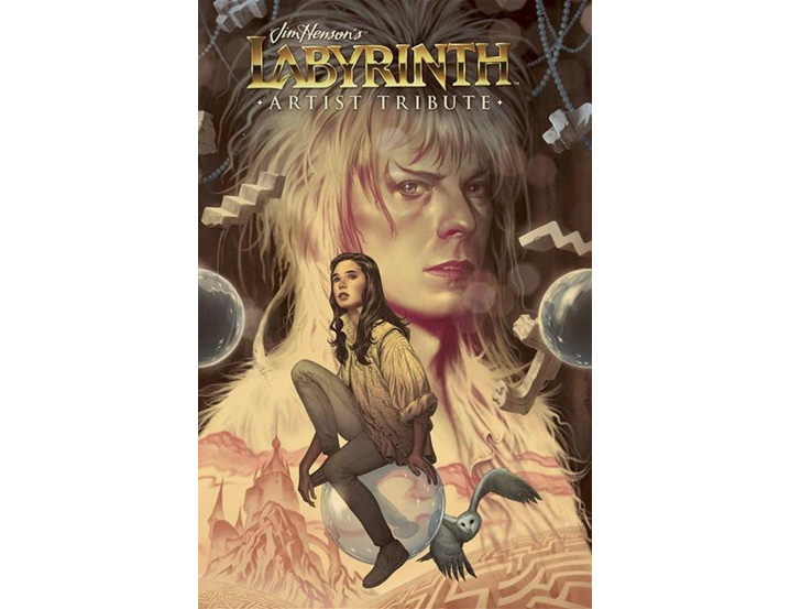 """Labyrinth"" Artist Tribute"