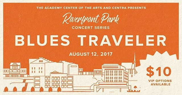 This is today!  We are on stage at 7 PM at Riverfront Park, followed by @chamomileandwhiskey & finally @bluestraveler! You won't want to miss it!  Presented by @attheacademy