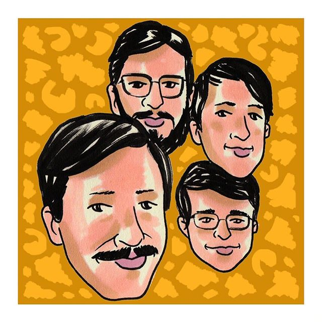 Thanks again to @daytrotter for having us in for a live studio session earlier this year. You can listen to it from @pastemagazine under the music tab. #Daytrotter