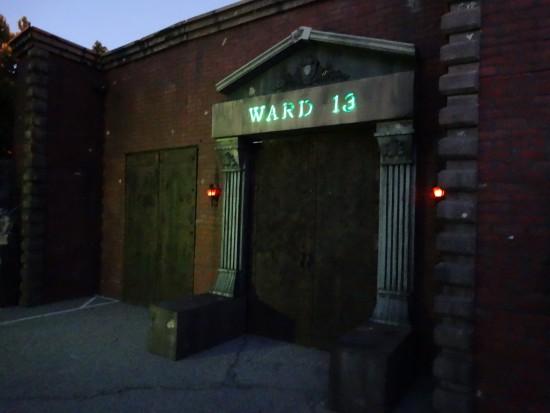 WARD 13 in Pasadena