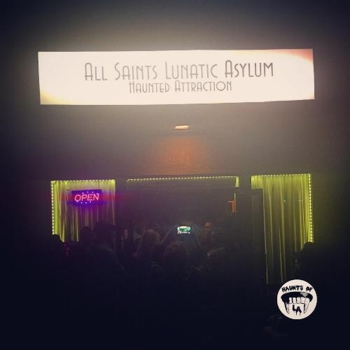All Saints Lunatic Asylum (Apple Valley)