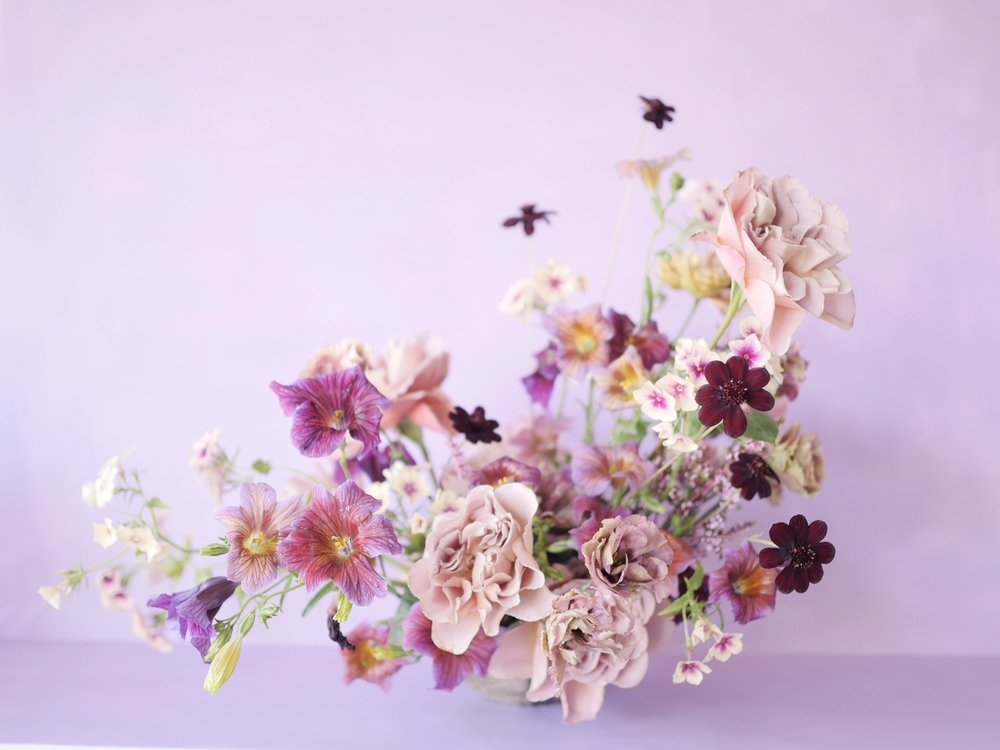 Floral Design by Color Theory Collective