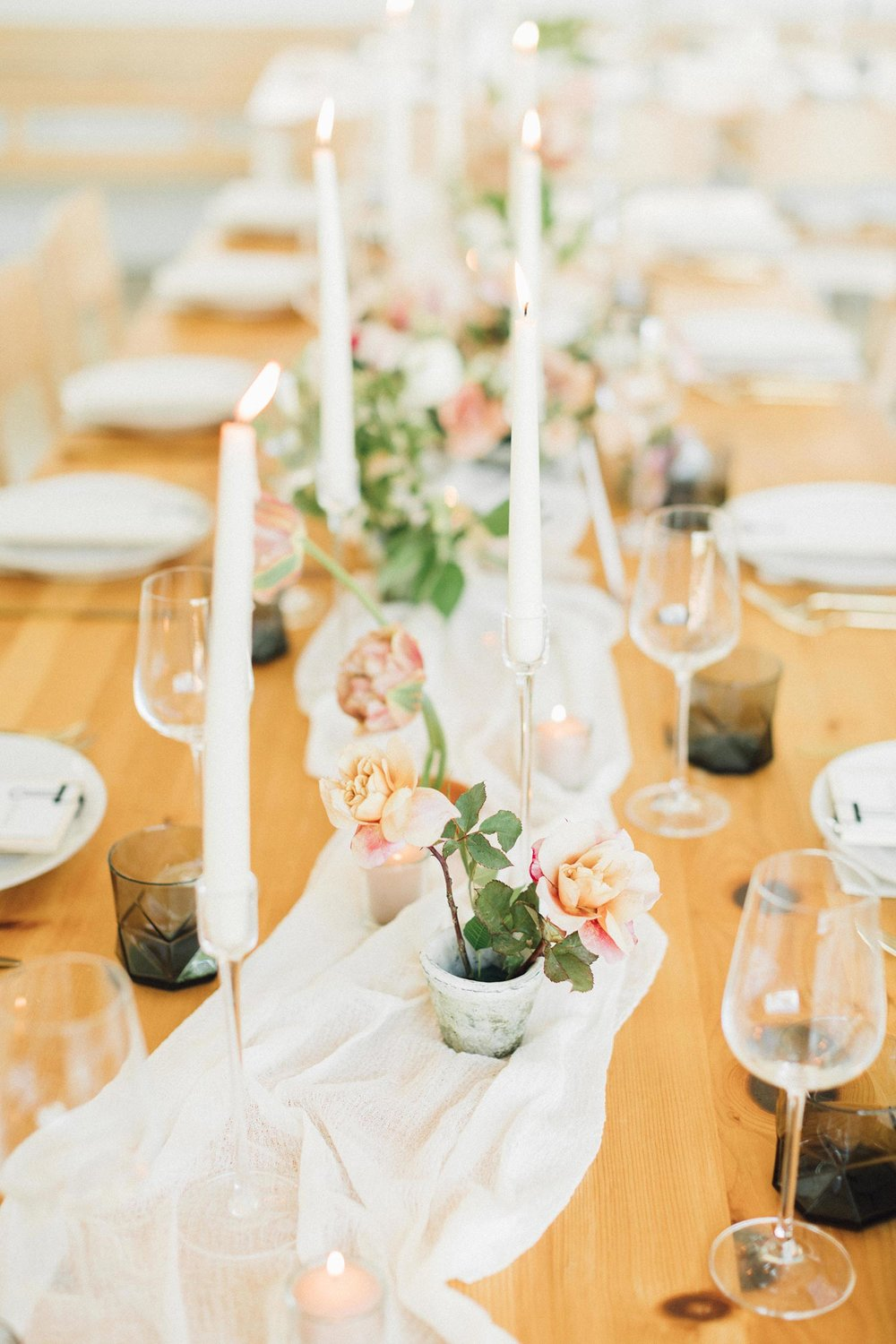 Boutique florals: Portland florist Color Theory Collective