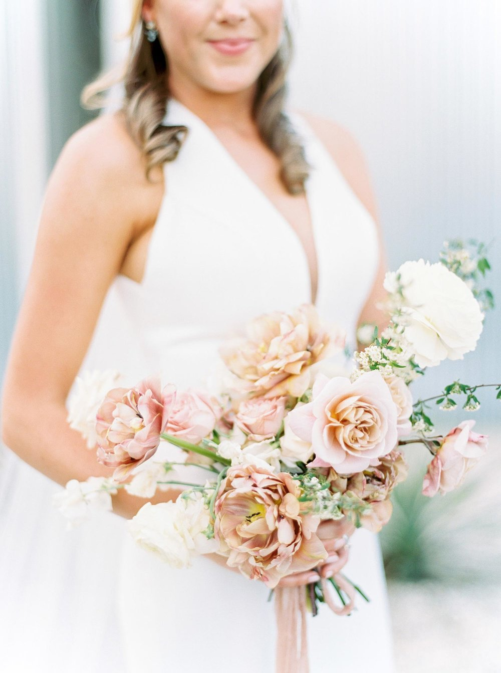 Portland wedding florals by Color Theory Collective