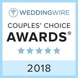 Wedding Florist Portland Oregon Award