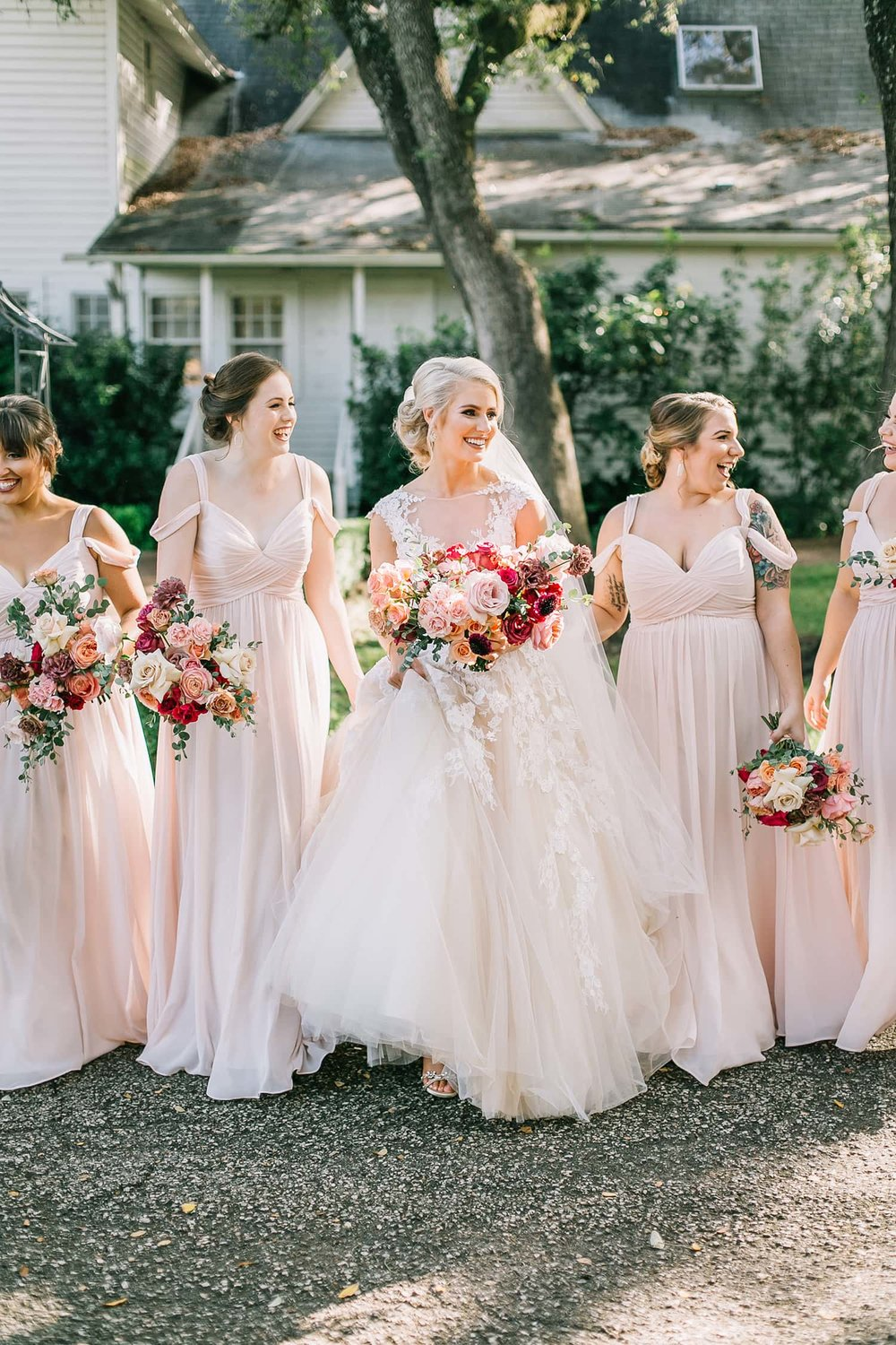 Bright Floral Bouquets by Color Theory Collective