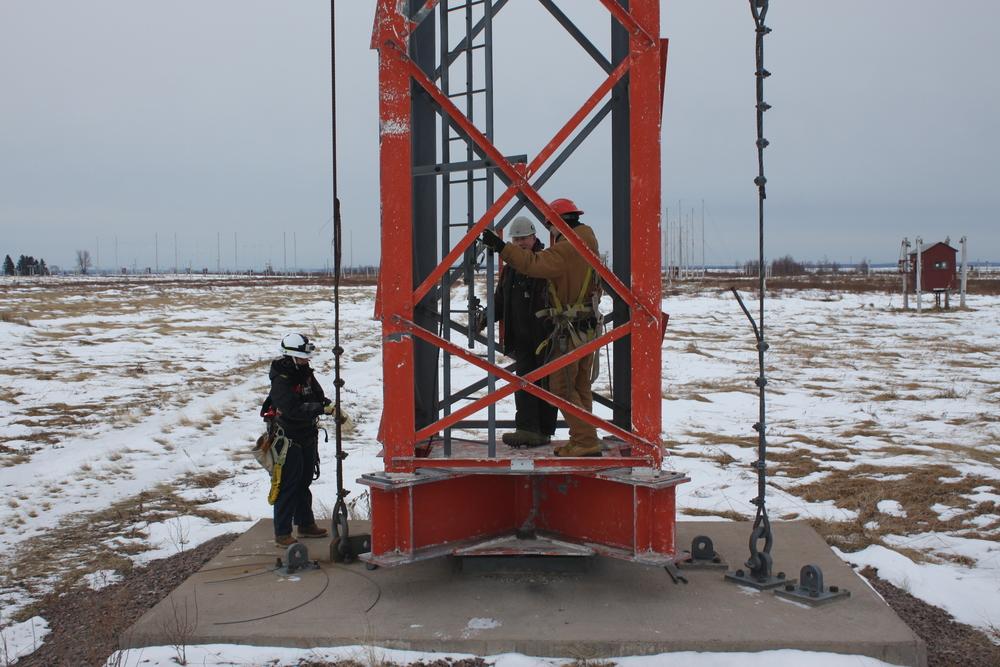Tower Climb 1: February 2014