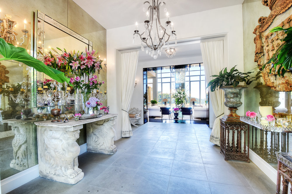 Villa rosa a tour inside very vanderpump for Villa rose riyadh interior design