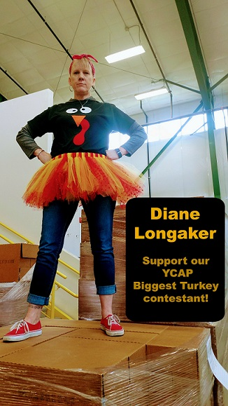 Join Diane at the Biggest Turkey Bash!