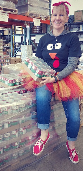 Support Diane and YCAP by donating to the Biggest Turkey Competition!