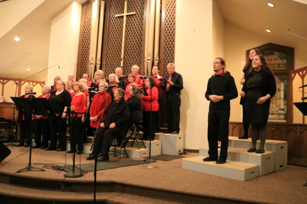 Christmas Community Cantata, 2017