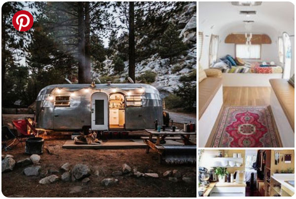 Dreamy Airstreams, Cute Campers & More