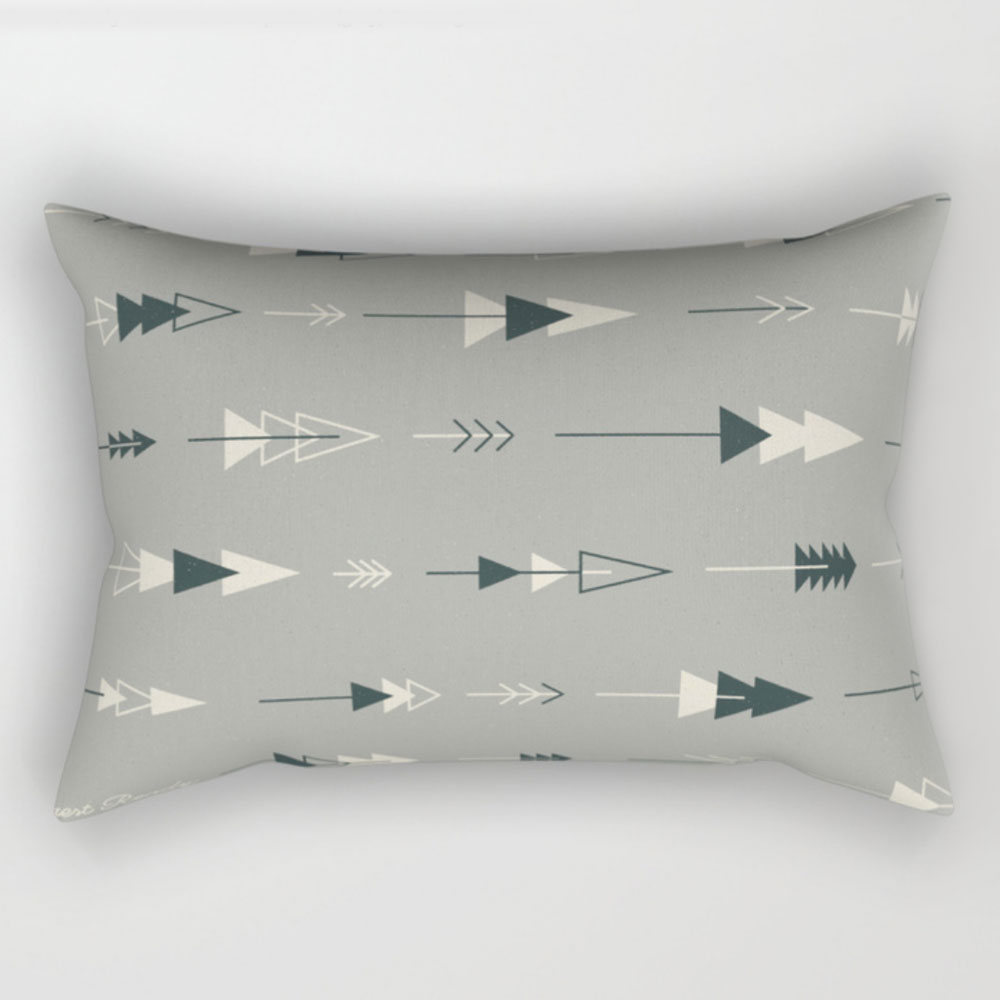 $29.99 on Society6 • Forest Ready Pillow by Busy Campers