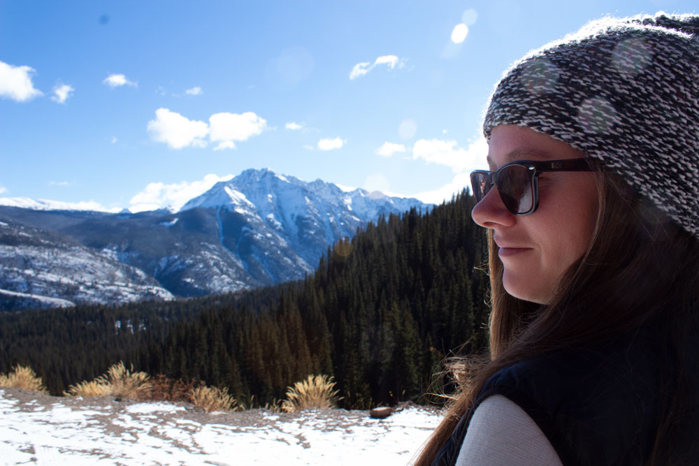 We've been quiet on the blog for the past year, but we're still traveling full-time. Last year we finally made it to Silverton, CO to see the snowcapped peaks.