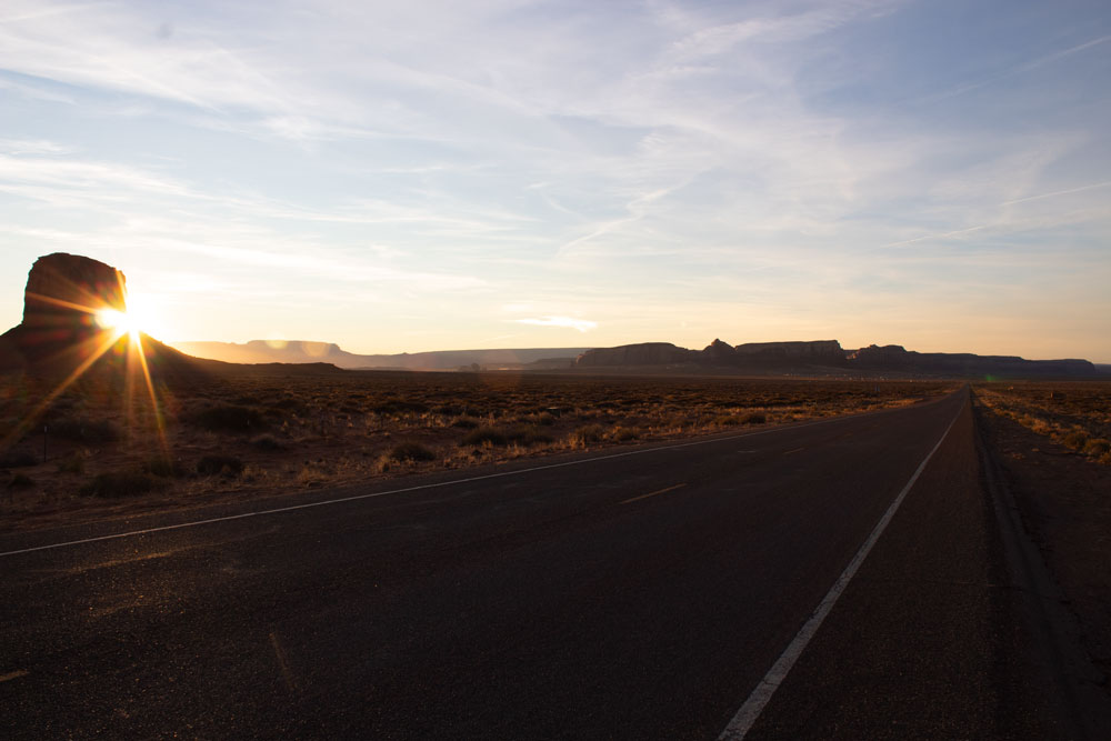 Last year went by in a flash. Here we are flying through Monument Valley, UT at sunset.