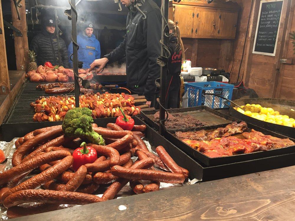 Mmm....meat.