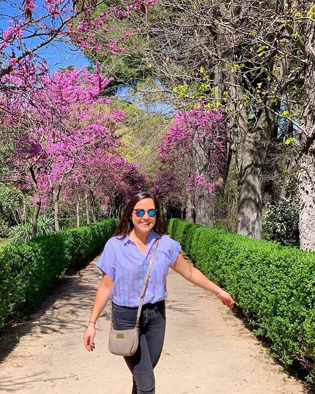 Remember that one time in March in London when it was sunny? Me either, this was in Spain. 🙃🤪🌞🌸