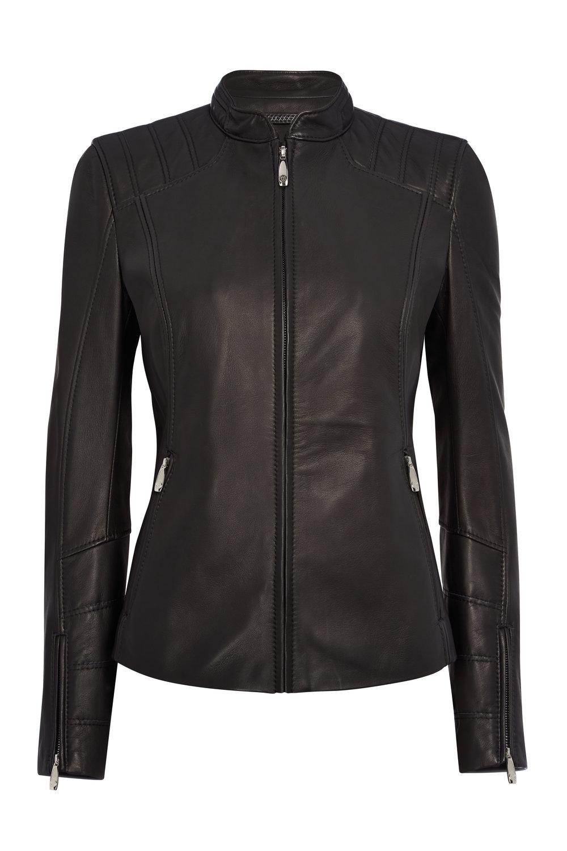BL1678 Iconic Ladies Leather Jacket Beluga.jpg