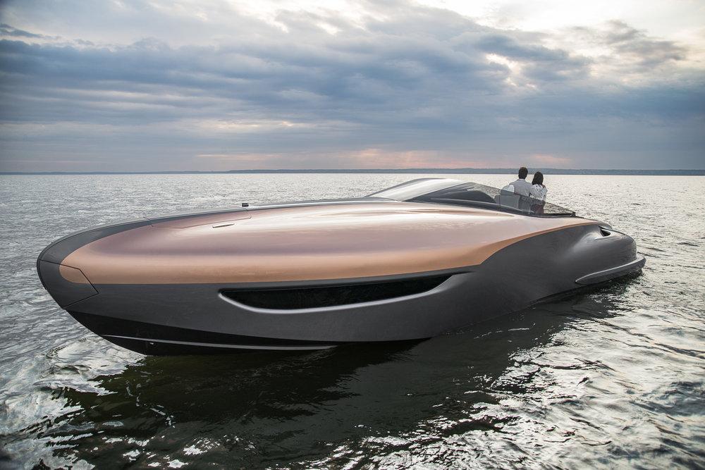The Lexus Yacht Concept