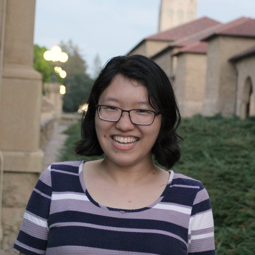 Lucy Li | Vice President  Lucy IS A symbolic systems alum and cs coterm with a concentration in natural language. she is interested in rose milk tea and holland lop bunnies. She manages SymSys Society's Social presence in real life and online. She takes random scenic pictures of campus to use as banner photos for this website. additionally, she studies language and behavior using code.