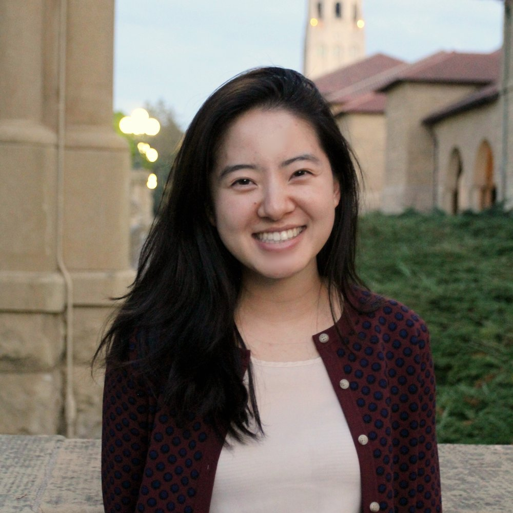 Stephanie Zhang | Former President  Stephanie IS A symbolic systems graduate and a learning, design and technology coterm. she was a research assistant in the memory lab and a teaching fellow for the psych one program. in her free time, she enjoys singing a cappella, swimming, and reading poems by t.s. Eliot.