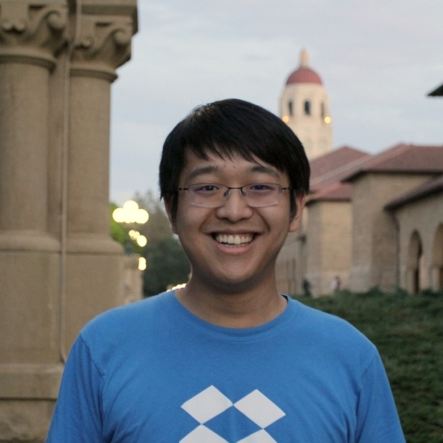 Allen Nie     allen   is symbolic systems M.S. '17. He focuses on machine learning and applying them to natural language. he was in the stanford artificial intelligence group, advised by andrew ng and dan jurafsky. he enjoys coffee, random chats on human cognition, and society. he did a great job hosting symposiums during his time on board.