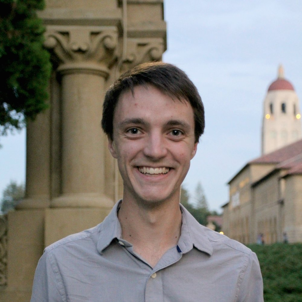 Jon Gauthier   Jon  is Symbolic Systems '17, with a concentration in natural language. He worked as a researcher in the Stanford Natural Language Processing Group, advised by Christopher Manning. In his free time he likes to learn languages and ride bikes at high speeds. he initiated and organized symsys coffee chats during his time on board. Jon left us to do a phd at mit.