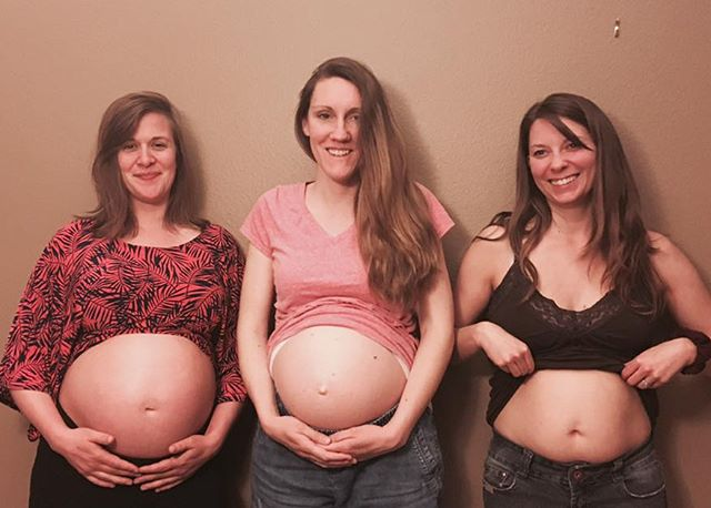 #thebirthmonologues #3trimesters #sisters #birth #babies #trimesters #1st2nd3rdTrimester