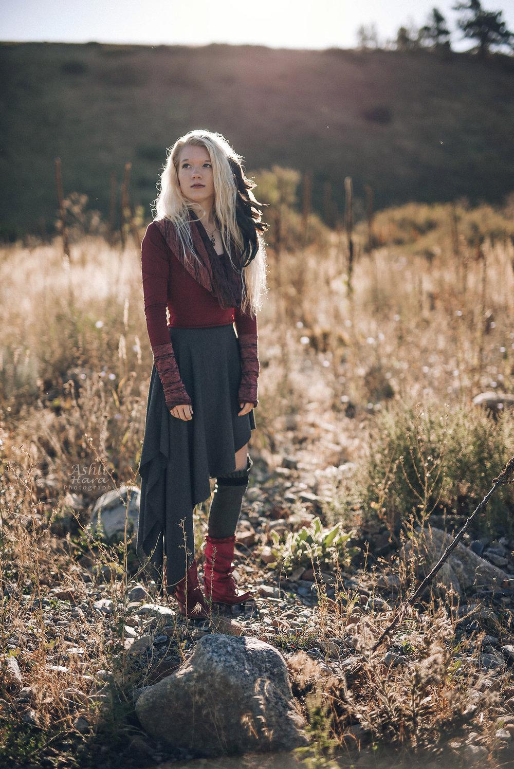 Ashlihara Photography ~ Mercedes Pink cowl 2 copy.jpg