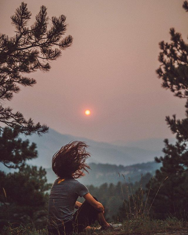 From the last fires whose smoke reached colorado.  A reminder to people to spend more time indoors today and not to exercise outside ~ the particles in the air are tricky to get out of the lungs. Be safe y'all 😘 . . . . In frame ~ the lovely @brandon_the_white . . #communityovercompetition #creativesontherise #gypsysoul #2instagood #fatalframes #portraiture #portraitart #humansmagazine #bravogreatphoto #portraitlove  #moody #agameoftones #agameofportraits #makeportraits #fires #moodygrams #portrait_vision #firesky #ig_color #californiafires #portraits #featureacreature #vscocam #portraitphotographer #lightslove #bouldercolorado #awakethesoul