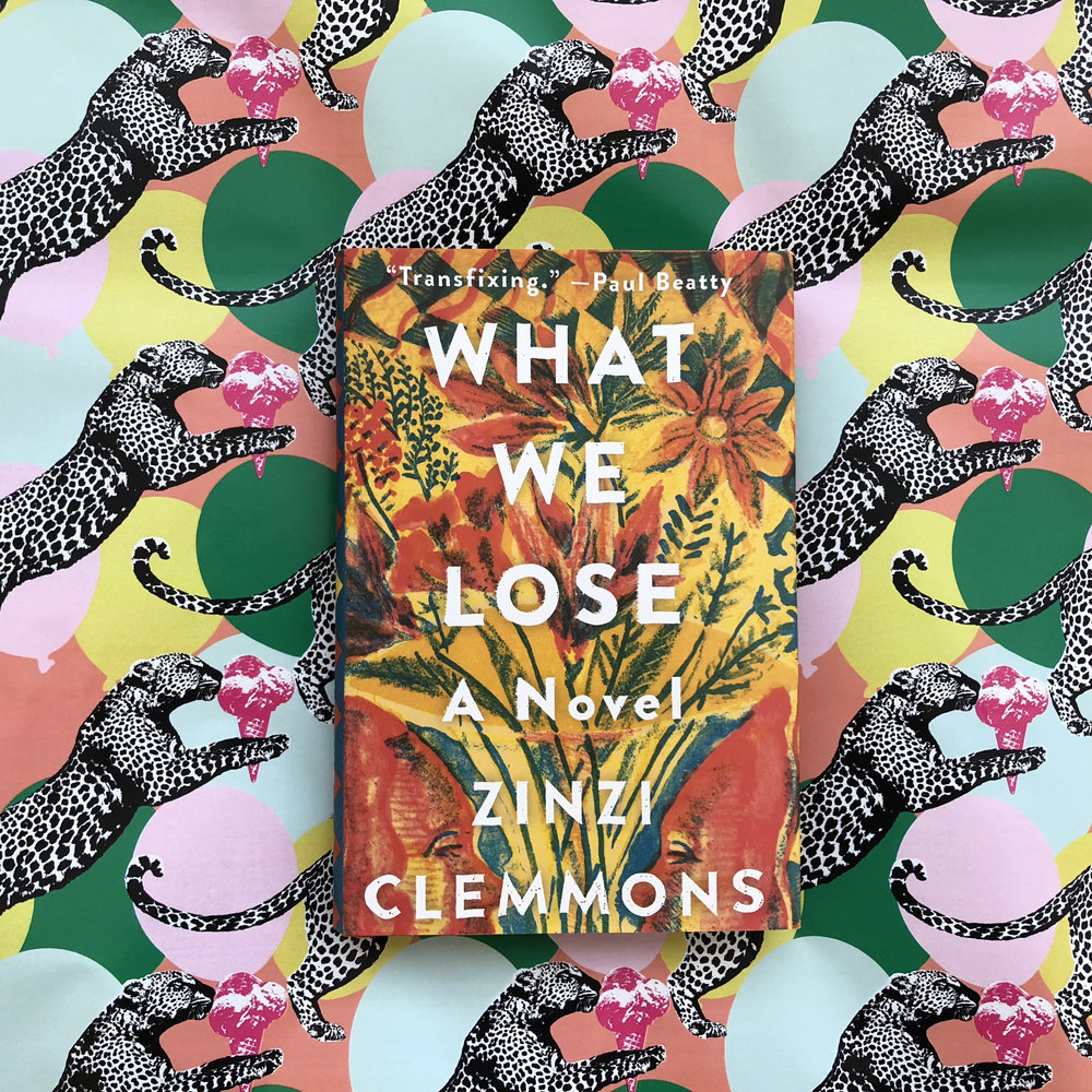 what we lose review zinzi clemmons