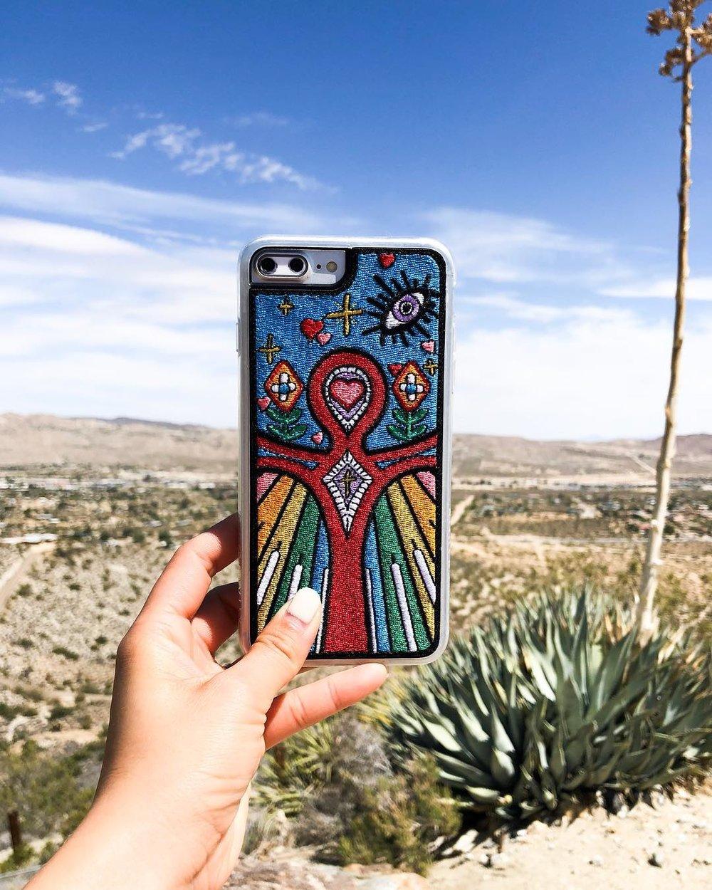 Zero Gravity LA Phone Case
