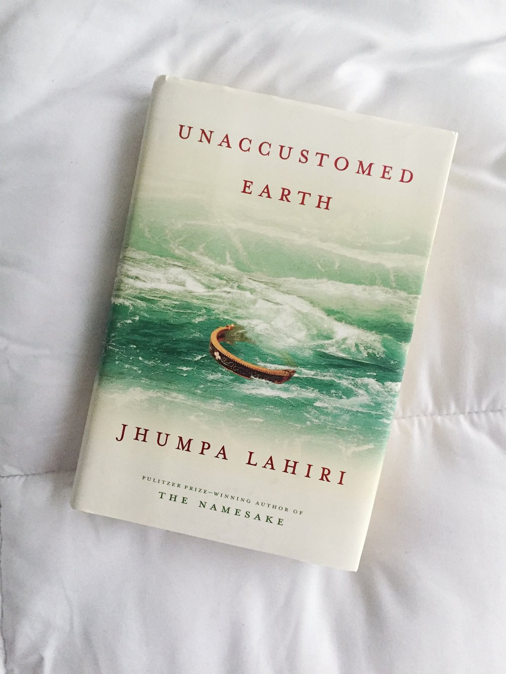 Photo of  Unaccustomed Earth  by  Ify