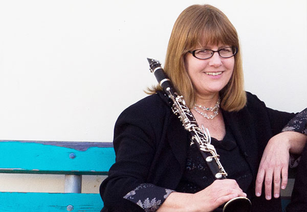 - PATRICIA SHANDS, CLARINET