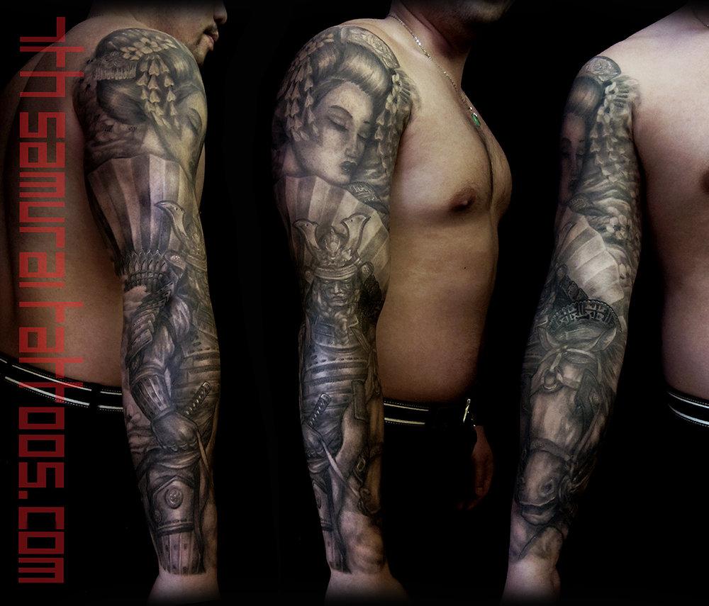 25.51 PORT Geshia samurai riding horse cherry blossoms 7th samurai tattoos Kai 15oct23 232 TIFF this2.jpg