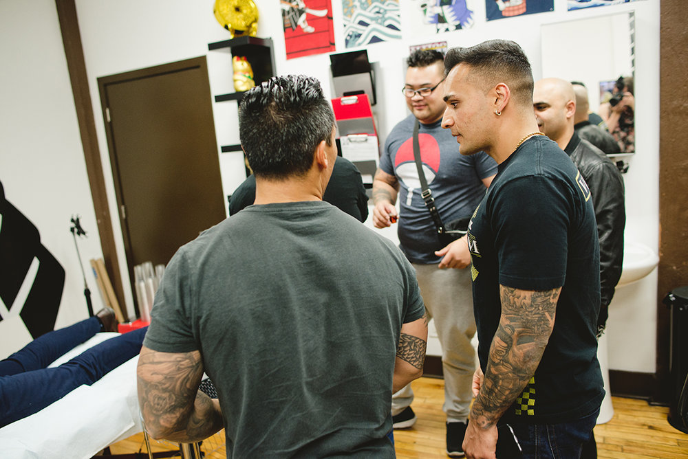 23 Kai 7th Samurai tattoos & Hennessy Scott Campbell pop up event.jpg
