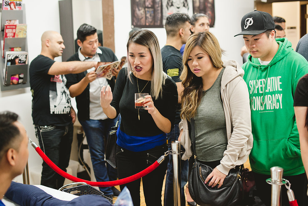 30 Kai 7th Samurai tattoos & Hennessy Scott Campbell pop up event.jpg