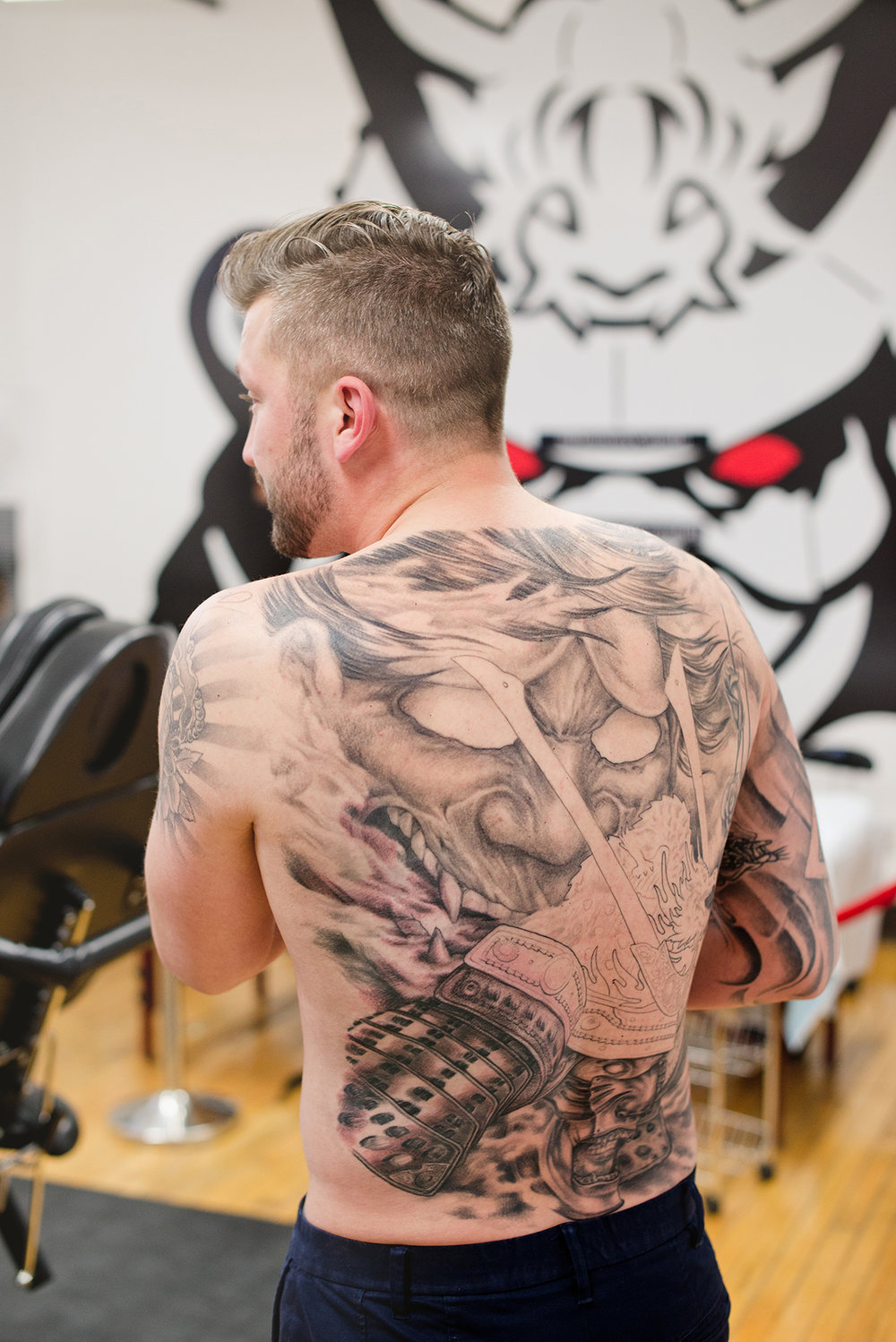 34 Kai 7th Samurai tattoos & Hennessy Scott Campbell pop up event.jpg