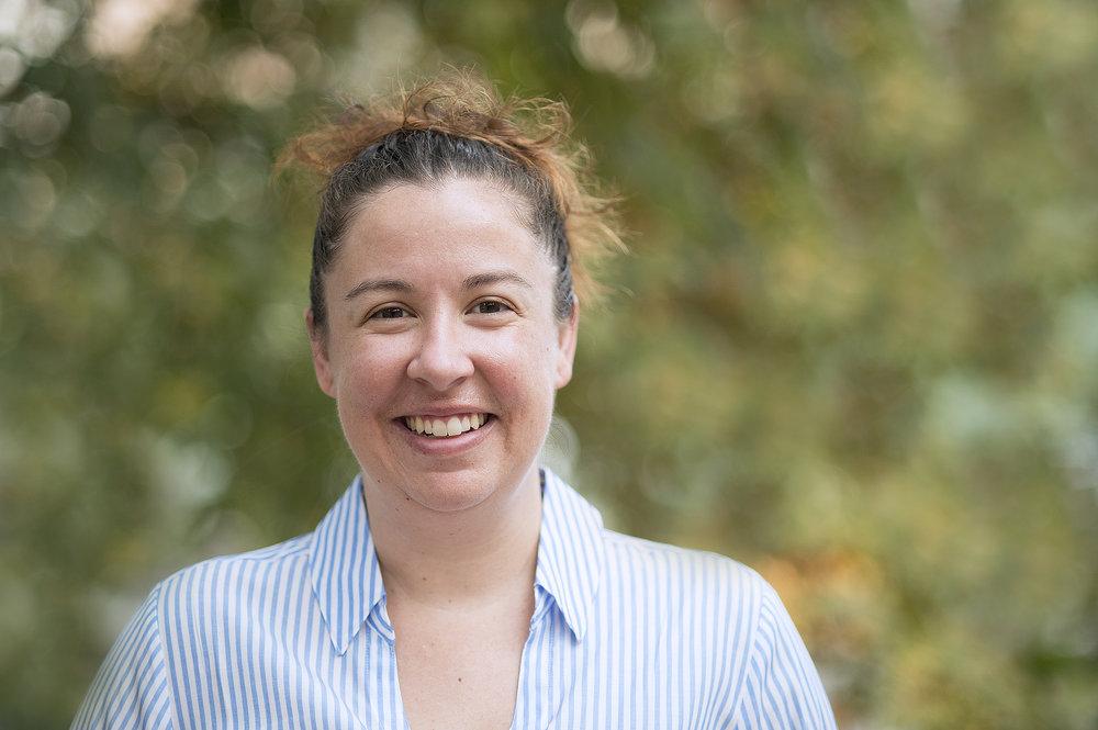 Katie Sponagle Shelter Coordinator