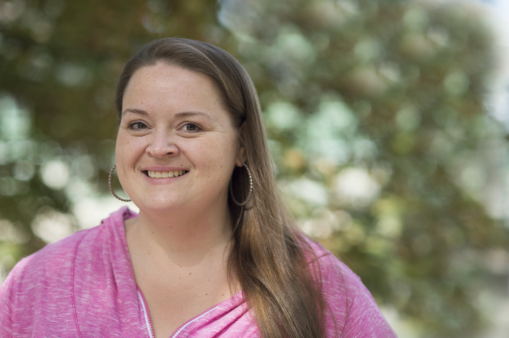 Trista Naught Shelter Coordinator
