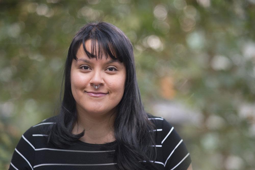 Jinine Ramirez Cortez  Shelter Coordinator & Family Liaison