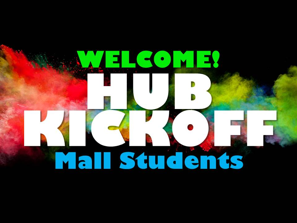 We have our student ministry KICKOFF Wednesday August 15th! It'll be so good to see you all again! Invite your friends and come for an awesome night!