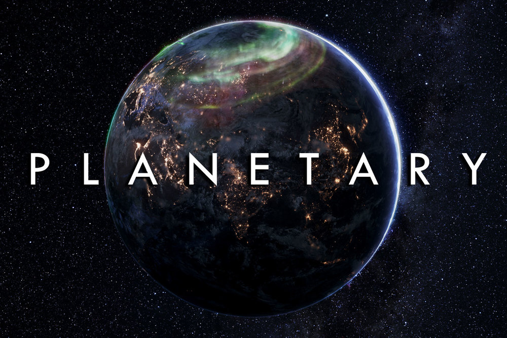 Planetary Key Image/Planetary Collective