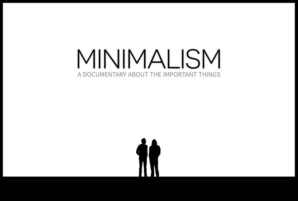 Minimalism: A Documentary About Important Things — One Earth Film Festival