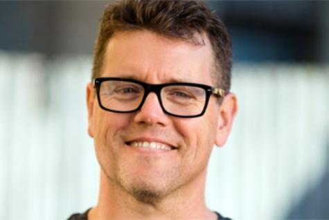Filmmaker Daniel Hinerfeld