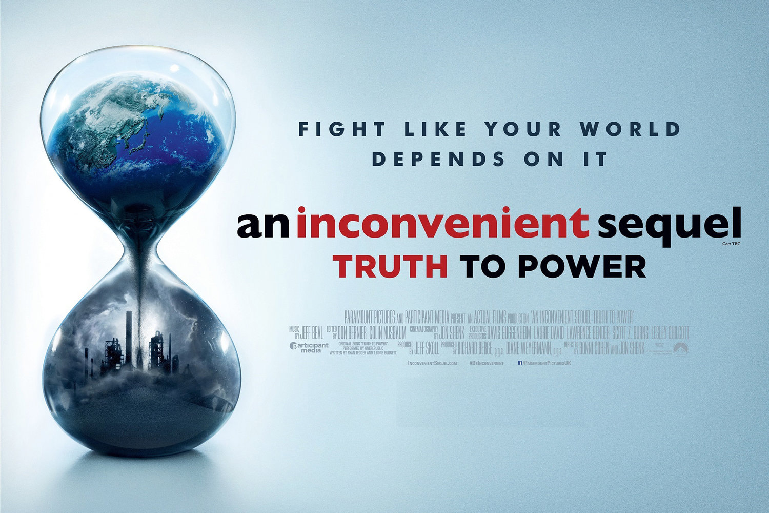 An Inconvenient Sequel: Truth to Power — One Earth Film Festival