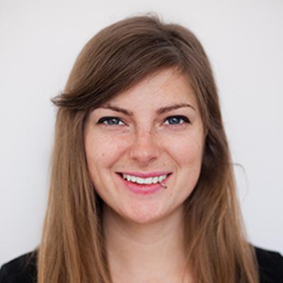 Producer  Hannah Donegan.