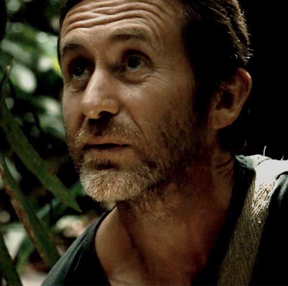 Director  Bruce Parry .